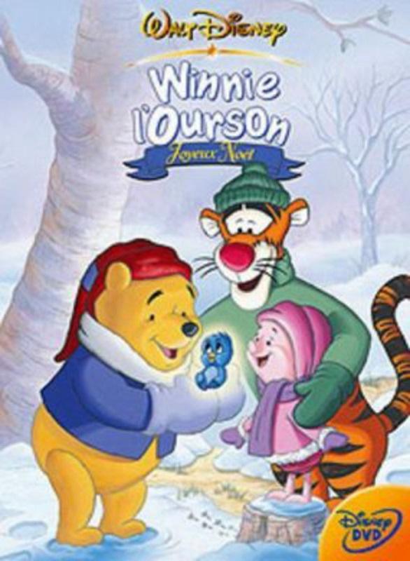 Winnie l 39 ourson joyeux no l films le - Winnie l ourson noel ...
