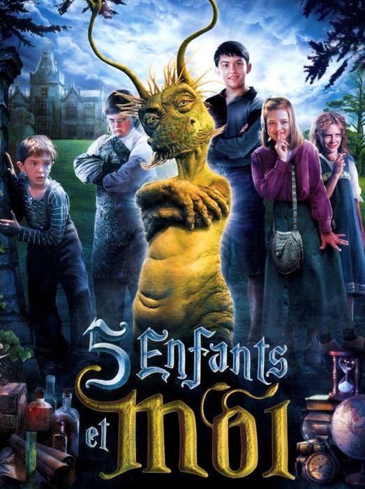 Souvent Cinq enfants et moi Films - AlloDoublage.com, le site référence du  QM44